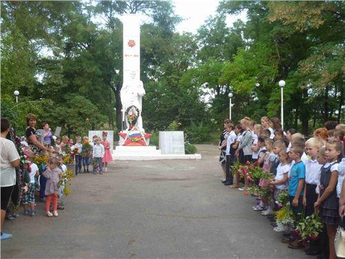День освобождения Неклиновского района от немецко-фашистских захватчиков.