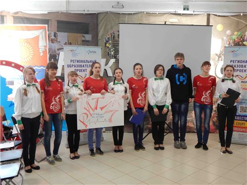 Региональный проект «Молодежная команда губернатора».