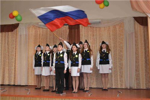 Районный этап областного конкурса школьных отрядов ЮИД.
